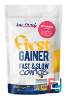 First Gainer Fast & Slow Carbs, Be First, 1000 g