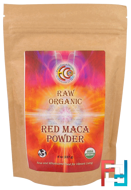 Raw Organic Red Maca Powder, Earth Circle Organics, 8 oz, 227 g