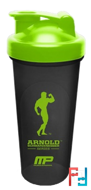 Shaker Шейкер, Arnold series, MusclePharm, 700 ml - Black