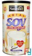 Total Soy All Natural Meal Replacement, Naturade, 17.88 oz, 507 g