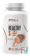 Healthy Sleep, OptiMeal, 60 caps