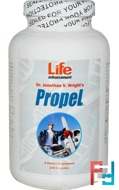 Propel, Life Enhancement, 240 capsules