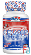 Phenadrine, APS Nutrition, 60 capsules