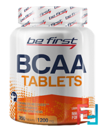 BCAA Tablets, Be First, 350 tablets