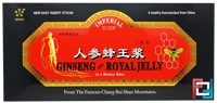 Ginseng and Royal Jelly, Imperial Elixir, 30 Bottles, 0.34 fl oz, 10 ml
