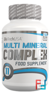 Multimineral Complex, BioTechUSA, 100 tablets
