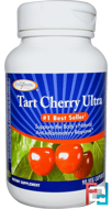 Tart Cherry Ultra, Enzymatic Therapy, 90 Veggie Caps