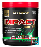 Impact Igniter Pre-Workout, ALLMAX Nutrition, 11.6 oz, 328 g