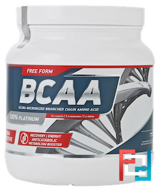 BCAA powder 4:1:1, GeneticLab, Unflavored, 500 g