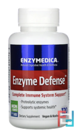Enzyme Defense, Enzymedica, 120 Capsules