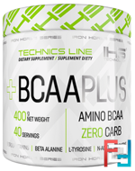 BCAA Plus, IHS technology, 400 g