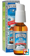 Silver, First Aid Gel, Sovereign Silver, 1 fl oz (29 ml)