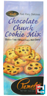 Chocolate Chunk Cookie Mix, Pamela's Products, 13.6 oz (386 g)