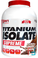 Titanium Isolate Supreme, SAN, 2277 g