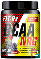 BCAA NRG, FIT-Rx, 300 g