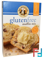 Gluten Free Muffin Mix, King Arthur Flour, 16 oz (454 g)