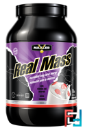 Real Mass, Maxler, 10 lb, 4540 g
