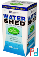 Watershed, Absolute Nutrition, 60 Tablets