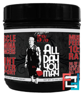 All day you may BCAA, Rich Piana 5% Nutrition, 465 g