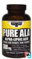 Pure ALA, Primaforce, 300 mg, 180 Veggie capsules