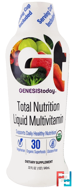 Total Nutrition Daily Multivitamin, Genesis Today, 32 fl oz, 946 ml