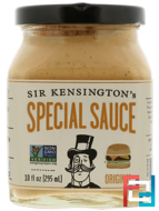 Special Sauce, Original, Sir Kensington's, 10 fl oz (295 ml)