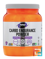 Carbo Endurance Powder, Isomaltulose, Now Foods, 1134 g