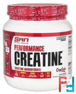 Performance Creatine, SAN, 600 g