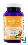 Ancient Apothecary, Fermented Ashwagandha, 90 Capsules