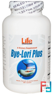 Bye-Lori Plus, Life Enhancement, 180 Capsules