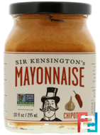 Mayonnaise, Chipotle, Sir Kensington's, 10 fl oz (295 ml)