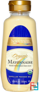 Organic Mayonnaise, Spectrum Naturals, 11.25 fl oz (332 ml)
