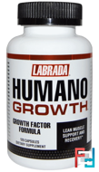 Humano Growth, Labrada Nutrition, 120 capsules