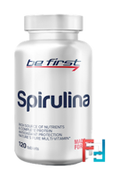 Spirulina, Be First, 500 mg, 120 tablets
