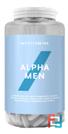 Поливитамины Alpha Men, Myprotein, 120 tablets