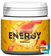 Energy Formula, Evergame, 30 servings