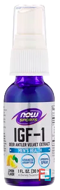 IGF-1+ Liposomal Spray, Now Foods, 30 ml