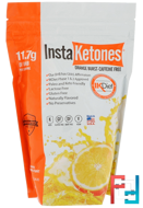 InstaKetones, Orange Burst, Julian Bakery, 1.24 lbs, 565 g