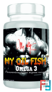 My Oil Fish Omega 3, MyWay, 60 capsules