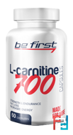 L-carnitine capsules, Be First, 60 capsules