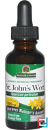 St. John's Wort, Alcohol-Free, 1000 mg, Nature's Answer, 1 fl oz (30 ml)