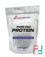 Pure Egg Protein, WestPharm, 454 g