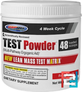 Test Powder, USPlabs, 240 g