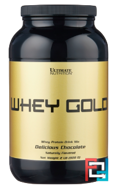 Whey Gold, Ultimate Nutrition, 2 lb, 908 g