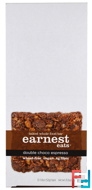Baked Whole Food Bar, Double Choco Espresso, Earnest Eats, 12 Bars, 1.8 oz (52 g) Each