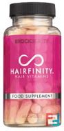 Healthy Hair Vitamins, Hairfinity, 60 capsules