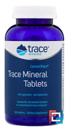 Trace Mineral Tablets, Trace Minerals Research, 300 Tablets