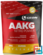AAKG Nitro Power, Geonlab, 150 g