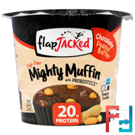 Mighty Muffin With Probiotics, FlapJacked, 1.94 oz, 55 g