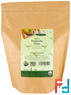 Organic, Gunpowder Green Tea, Davidson's Tea, 1 lb
